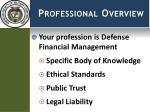 professional overview