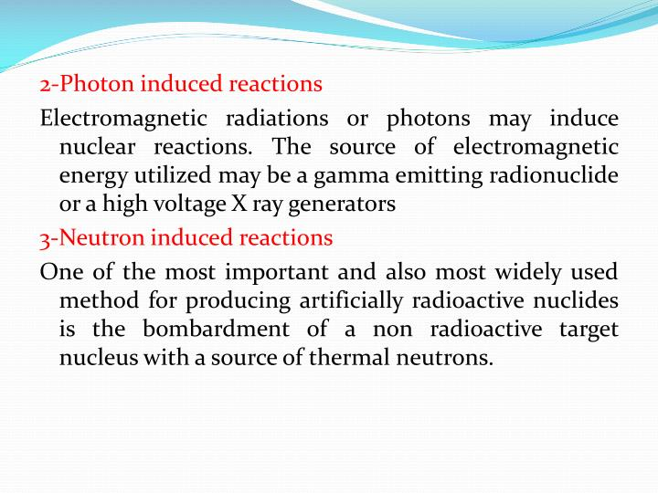 2-Photon induced reactions