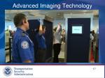 advanced imaging technology