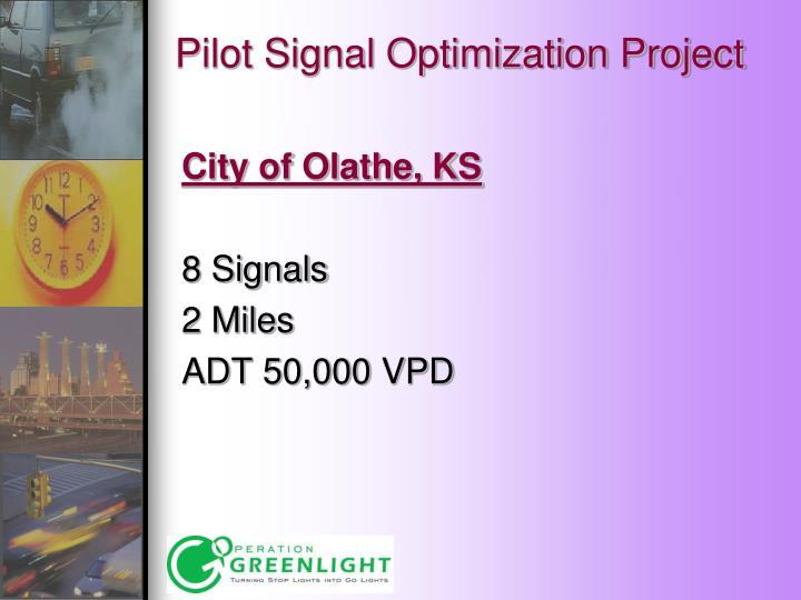 City of Olathe, KS
