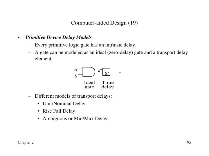 Computer-aided Design (19)