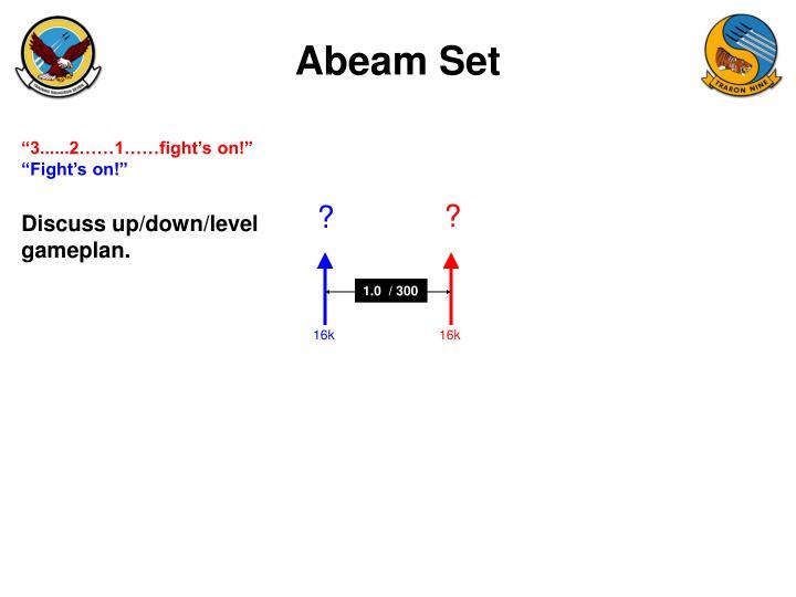 Abeam Set