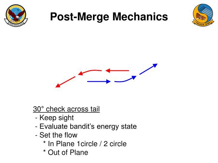 Post-Merge Mechanics