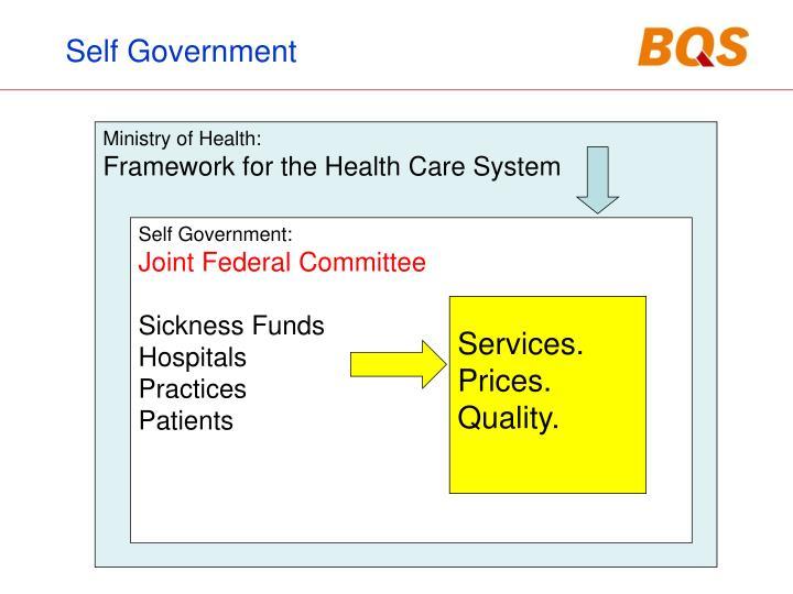 Self Government