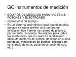gc instrumentos de medici n1