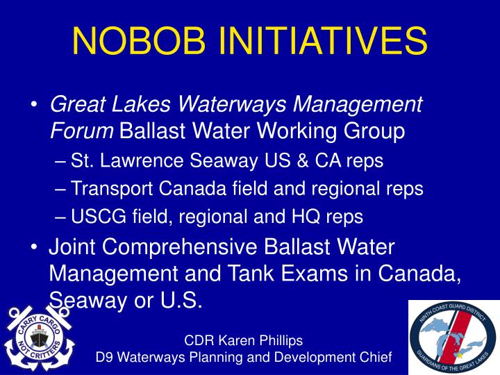 Great Lakes Waterways Management Forum