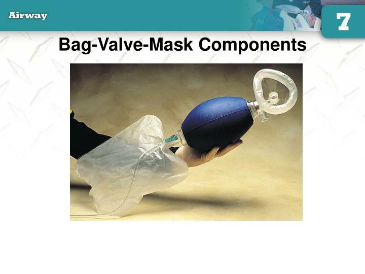 Bag-Valve-Mask Components