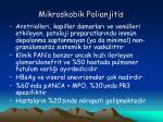 mikroskobik polianjitis