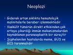 neoplazi
