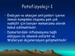 patofizyoloji 1