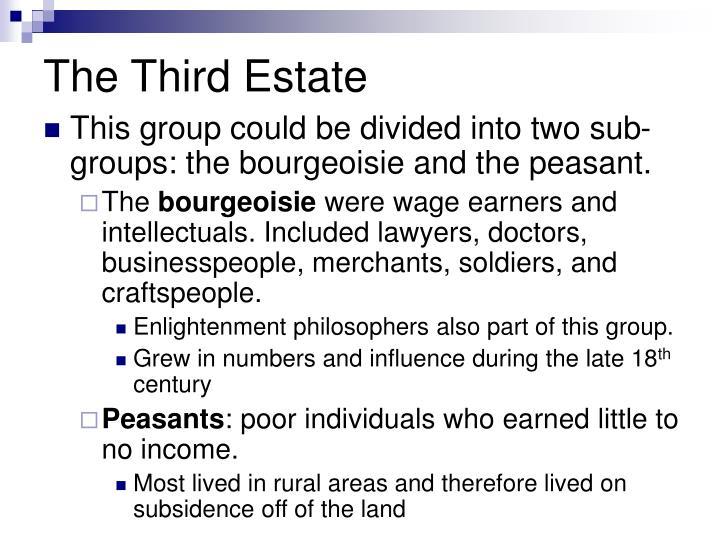The Third Estate