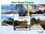 non road future
