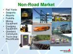 non road market1