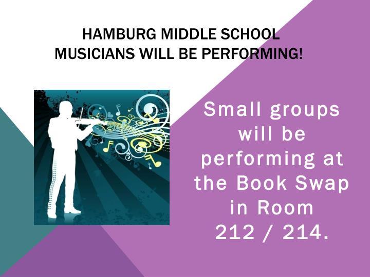 Hamburg Middle School