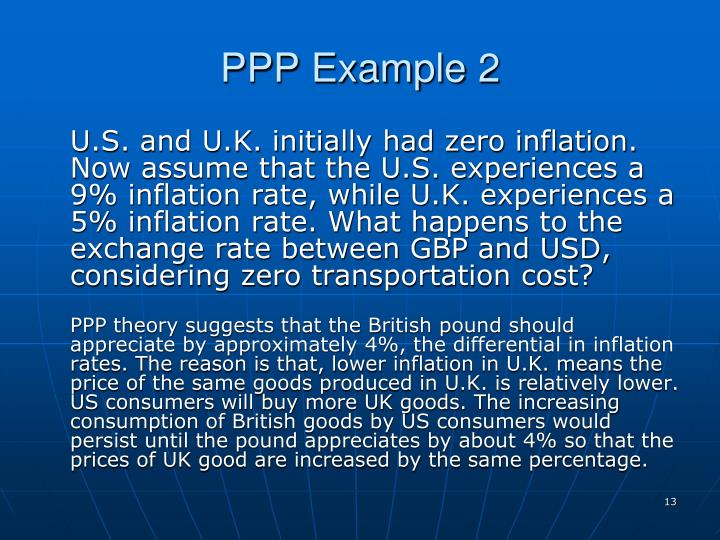 PPP Example 2