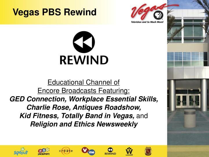 Vegas PBS Rewind