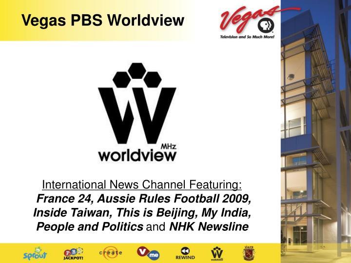Vegas PBS Worldview