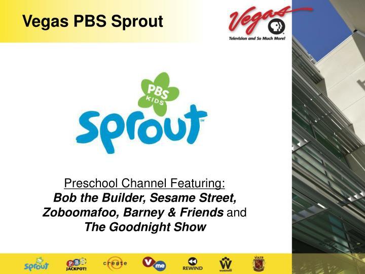 Vegas PBS Sprout