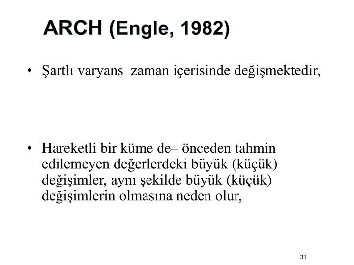 ARCH (
