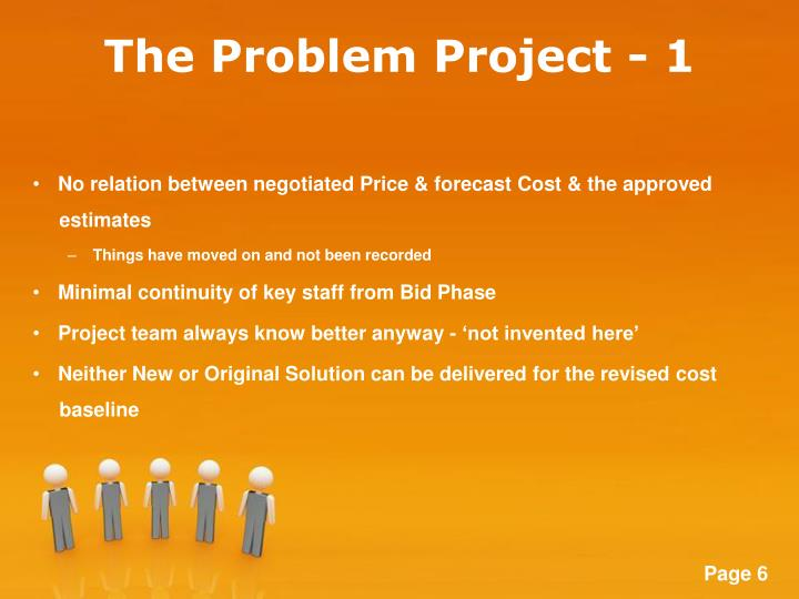 The Problem Project - 1