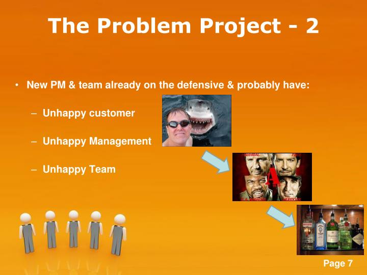 The Problem Project - 2