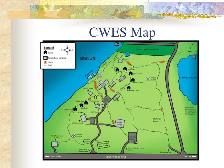 CWES Map
