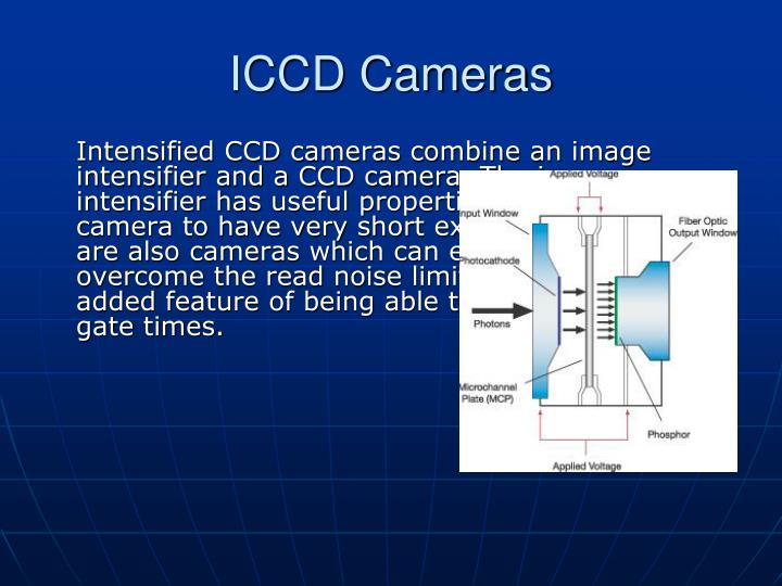 ICCD Cameras