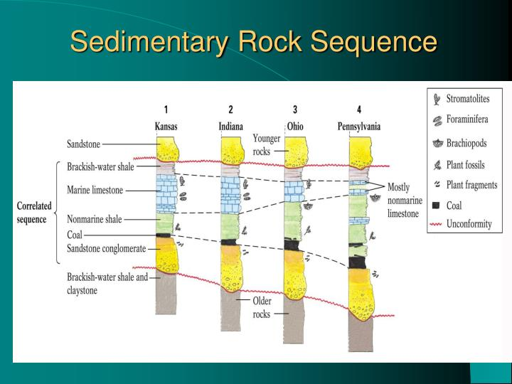 Sedimentary Rock Sequence