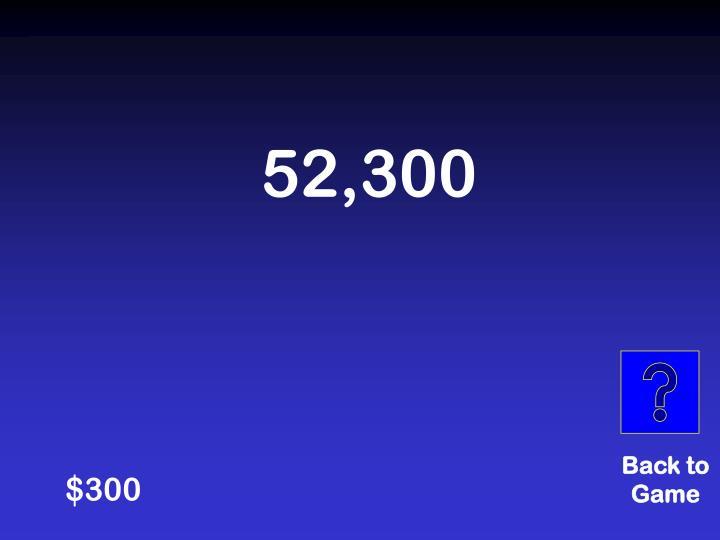52,300
