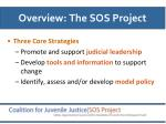 overview the sos project
