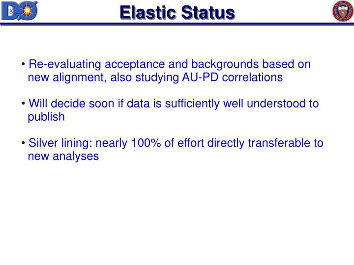 Elastic Status