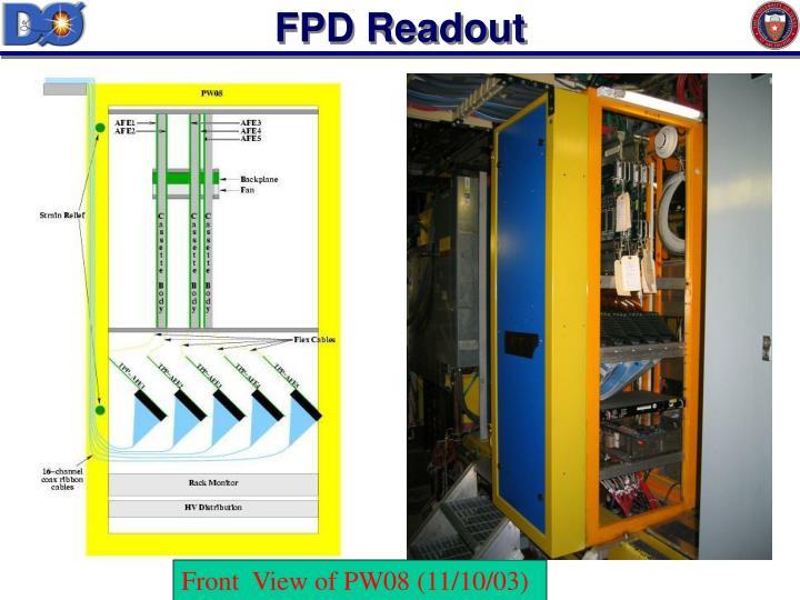 FPD Readout