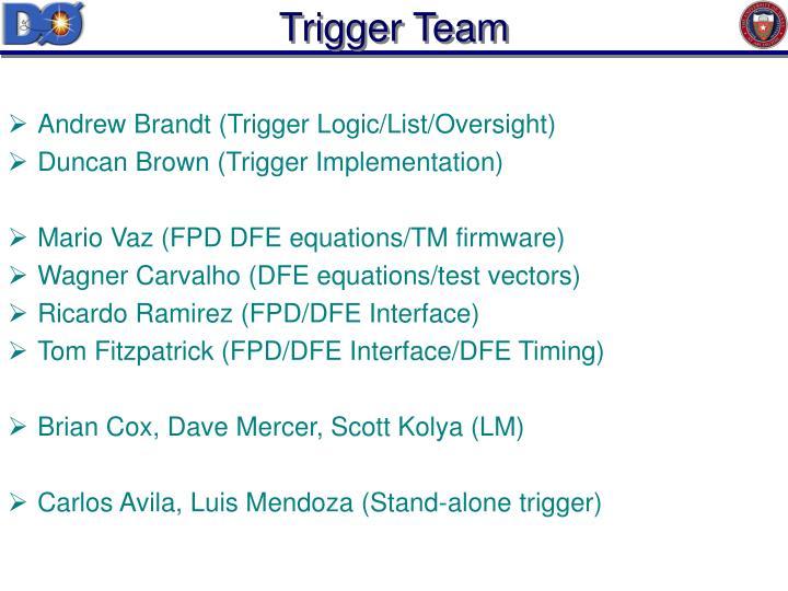 Trigger Team