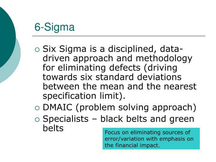 6-Sigma