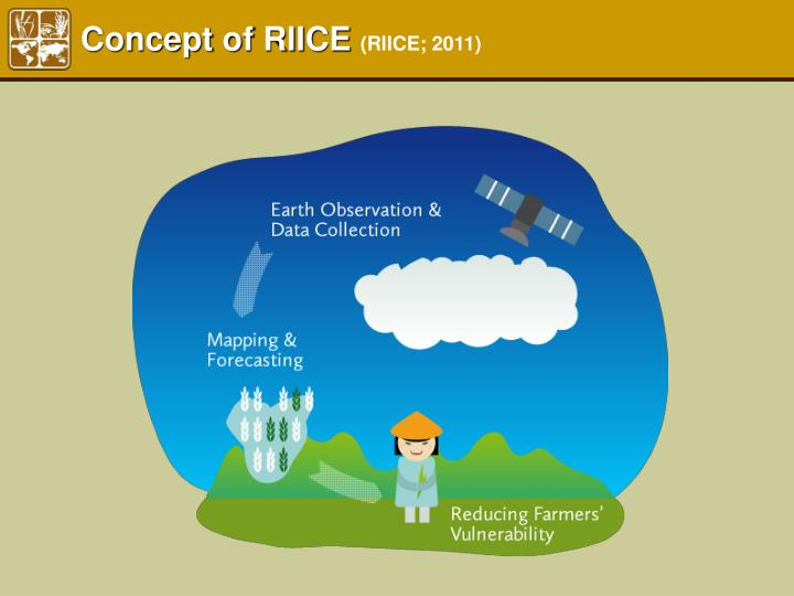 Concept of RIICE