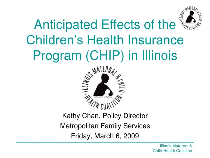 the childrens health insurance program essay Importance and limitations of health insurance to address these disparities, concluding with current health plan efforts  reducing health disparities among children.