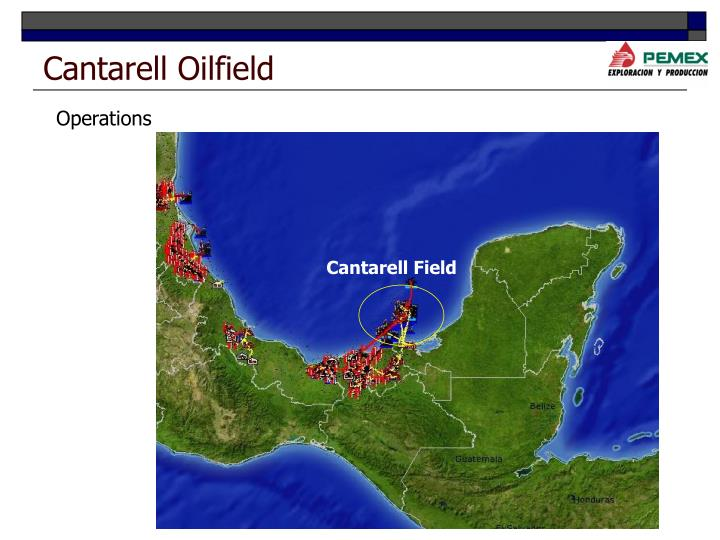 Cantarell Oilfield