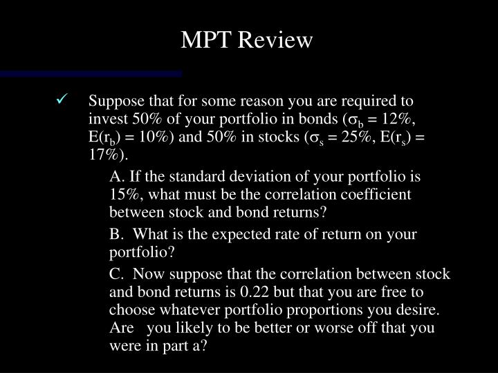 MPT Review