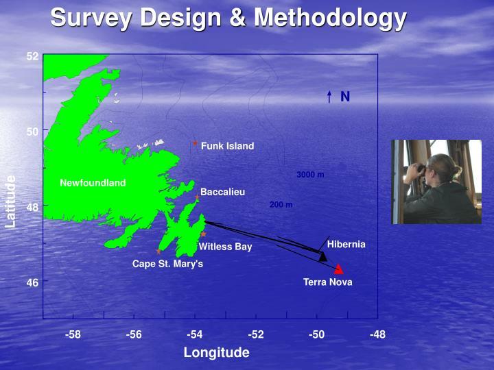 Survey Design & Methodology