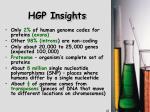hgp insights
