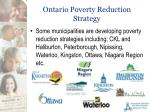 ontario poverty reduction strategy1