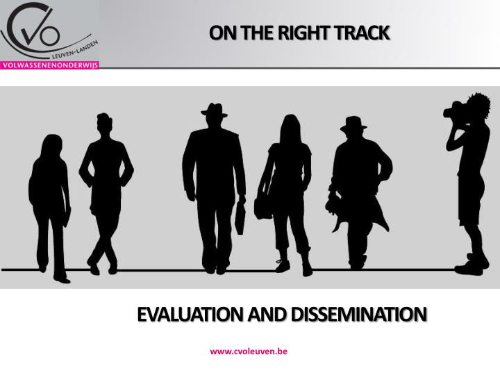 on the right track n.
