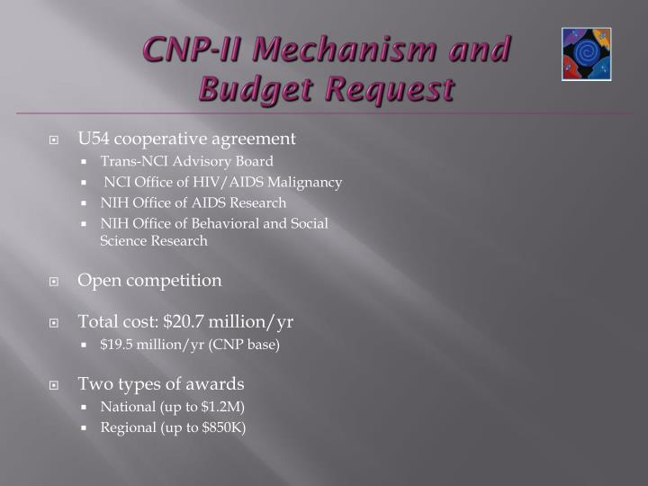 CNP-II Mechanism and