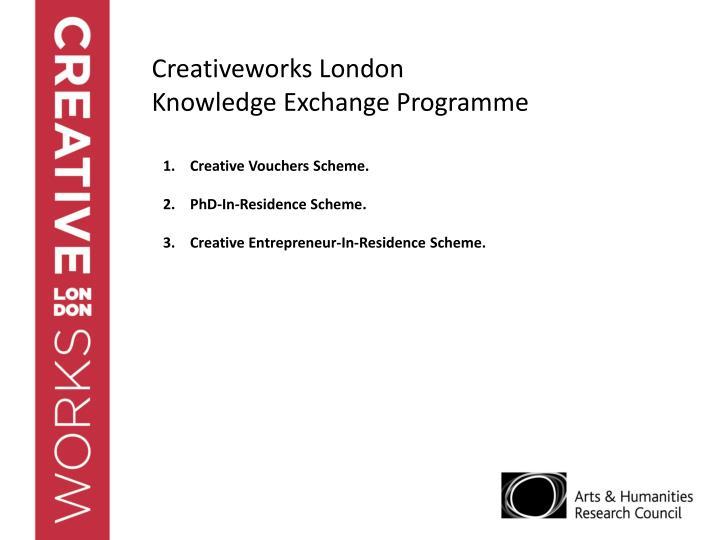 Creativeworks London