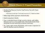 check check 21 fraud prevention1