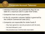 corporate account takeover1