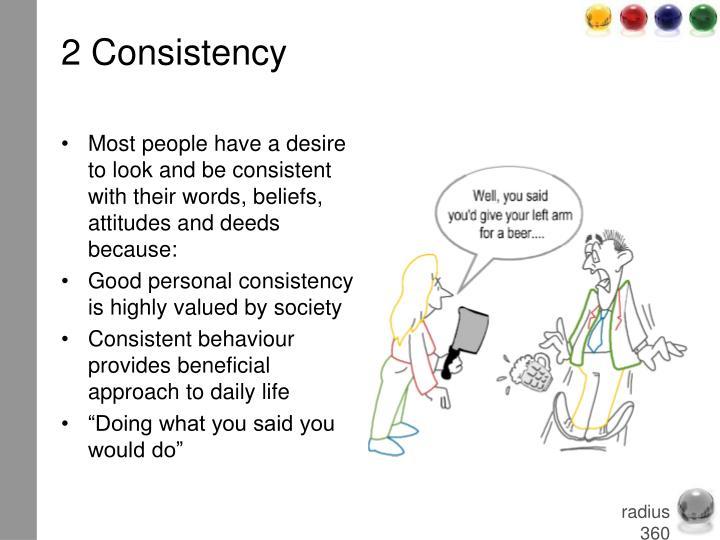 2 Consistency