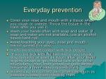 everyday prevention