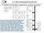 n discrimination hardware