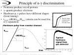 principle of n discrimination